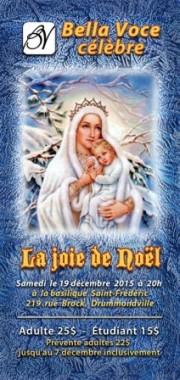 Noël Poster 2015